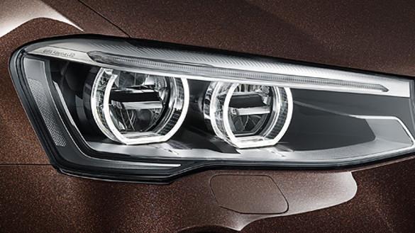 BMW X3 : Design