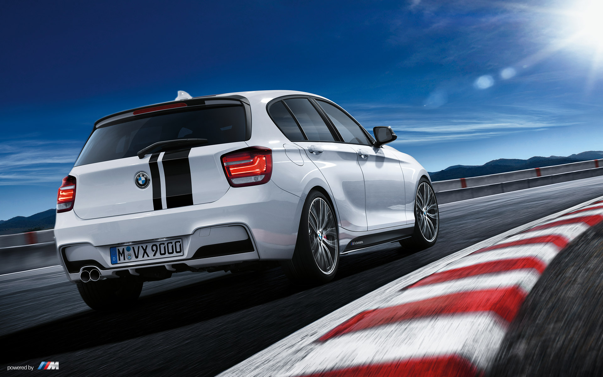 bmw m performance parts : accessories